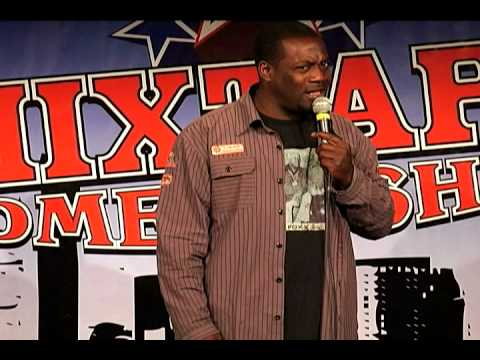 Mixtape Comedy Show - Marshall Brandon