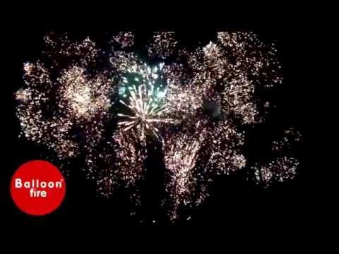 Πυροτεχνήματα Ρέμος - Βίσση 2014 Πάτρα