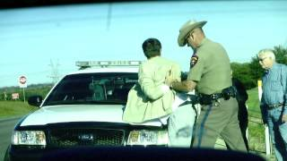 Weatherford (TX) United States  city images : Traffic Stop in Weatherford, TX