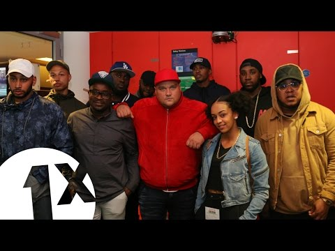 Fire In The Booth – The Intent