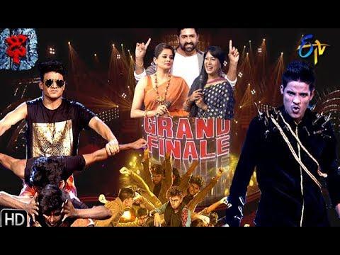 Dhee 10   Grand Finale   11th July 2018   Full Episode   ETV Telugu