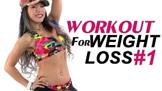 30 Mins Dance Fitness Workout for weight loss