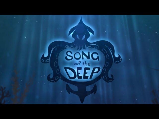 Видео к игре Song of the Deep