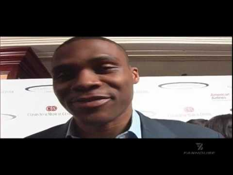 A few minutes with Russell Westbrook