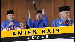 "Video AMIN RAIS KENA ""A(DZ)AB"" MP3, 3GP, MP4, WEBM, AVI, FLV Januari 2019"