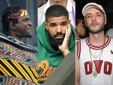 Pusha T says Drake's Own Best Friend & Producer '40' leaked the info about his child to a THOTTY.