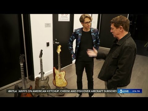 Playing a$30,000 Game of Thrones Guitar With Fender's CEO