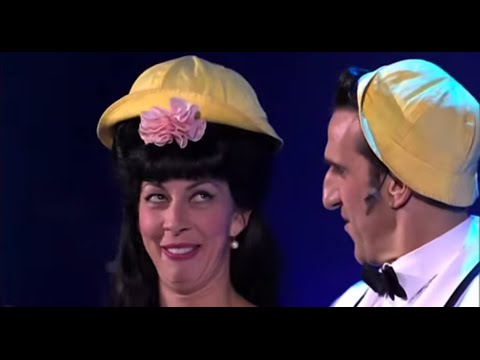 Shirley & Dino - La Mer - Charles Trenet - Live