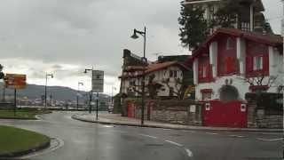 Hondarribia Spain  City new picture : DITL & Scenic Drive, Hondarribia Spain.m2ts