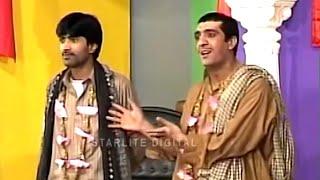 Zafri Khan and Sajan Abbas New Pakistani Stage Drama Full Comedy Clip | Pk Mast