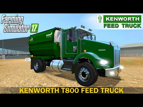 Kenworth Feed Truck