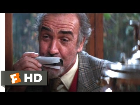 The Russia House (1/10) Movie CLIP - A Virtuoso Comb Player (1990) HD