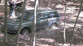 2010 Range Rover Off-Road Test