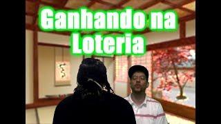 Pânico na Band - Ganhando na loteria