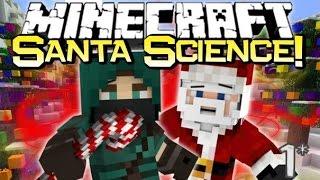 Minecraft | YOU LOST SANTA!? | Science Santa 2.0 Christmas Adventure Map Ep 1/3