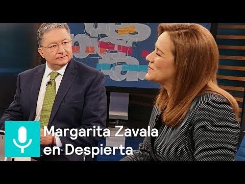 ¡ValorEs Margarita Zavala ! La renovación de la candidate independiente al mismo tiempo habla de ALMO, Anaya y Meade
