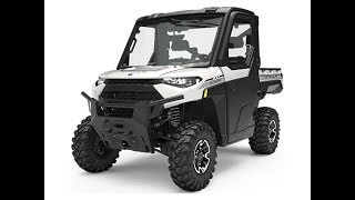 7. 2019 polaris Ranger 1000xp NorthStar Edition Real Review