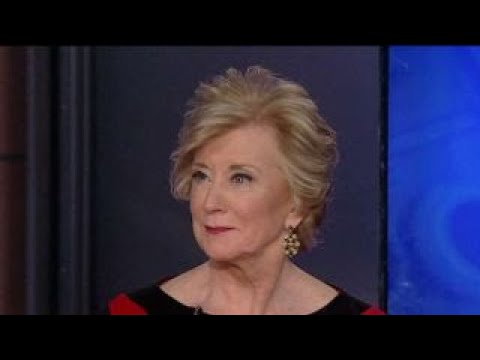 Linda McMahon: Small businesses want to reinvest money from tax cuts