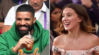 Drake EXPOSED For Texting 14 Year Old Millie Bobby Brown!!