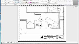 AutoCAD 2011 - 16 Plotting: 08 Layout'ları Organize Etmek