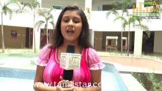 Kanika Tiwari at Aavikumar Movie Shooting Spot
