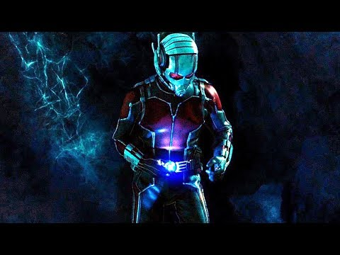 Ant-man Subatomic Scene - Quantum Realm  - Ant-man (2015) Movie Clip Hd