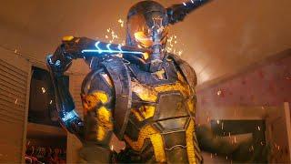 Ant-Man Subatomic Scene - Quantum Realm  - Ant-Man (2015) Movie CLIP HD
