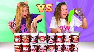 Video Don't Choose the Wrong Nutella Slime Challenge!!! MP3, 3GP, MP4, WEBM, AVI, FLV Agustus 2019