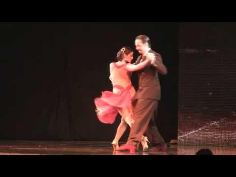 Аргентинское танго.Campeones Mundiales Escenario 2011