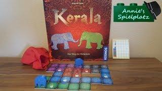 """Mit dem Legespiel """"Kerala"""" vom Kosmos Verlag baut ihr riesige Elefanten-Festplätze. Wer am geschicktesten baut, gewinnt das Spiel!Spielbar ab 8 Jahren.Musik von Gee royalty free musichttps://www.youtube.com/channel/UC-SSgYlhmxTTh8J2L58bV3g"""