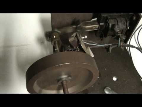 Single cylinder solenoid engine