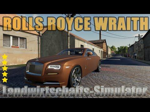 Rolls Royce Wraith Fs19 v1.0