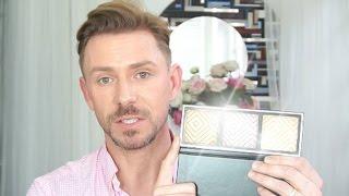 Makeup Geek X KathleenLights Highlighter Palette | REVIEW | SWATCHES by Wayne Goss