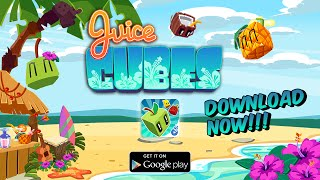 Juice Cubes YouTube video