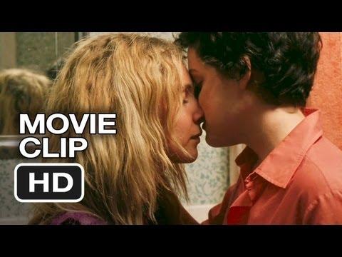 Jack & Diane Movie CLIP - With Girls (2012) - Juno Temple Movie HD