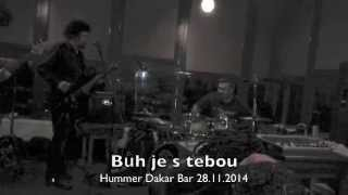 Video Blizzard Band: Bůh je s tebou+Paranoid (cover Black Sabbath)