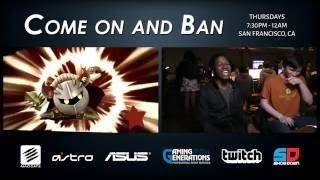 Ito pulls off crazy 0-death against Trevonte at Come On And Ban  64