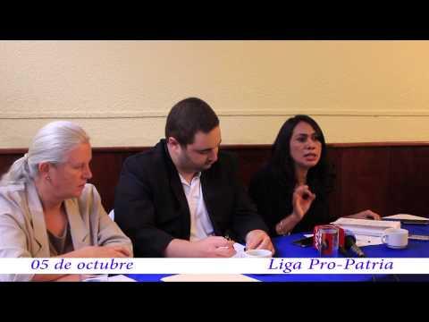 "Video. ""Conferencia querella contra Daniel Pascual"" (5 oct 2014)"