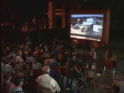 """KC """"Lift"""" : Bioskop na otvorenom"""