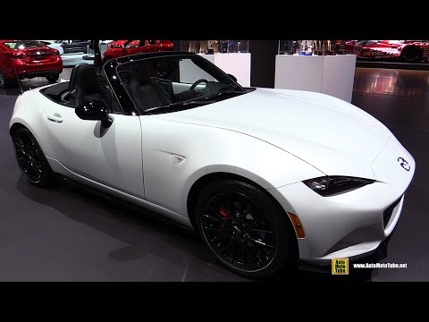 mazda mx-5 club - exterior and interior walkaround