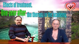 Effects of Treatment. One Year After the Therapy in The Academy. Atherosclerosis, Arthritis.