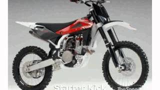 4. 2008 KTM XC 250 - Features & Info