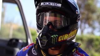 Carlos Campano - 4º Etapa ArenaCross 2012