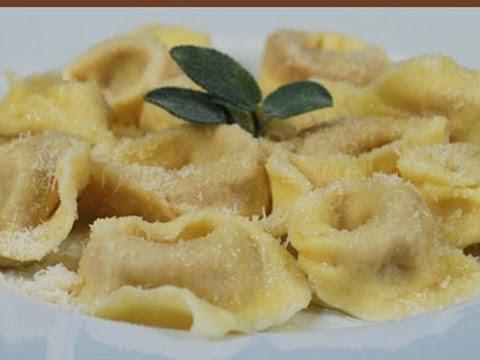 tortellini di zucca - ricetta