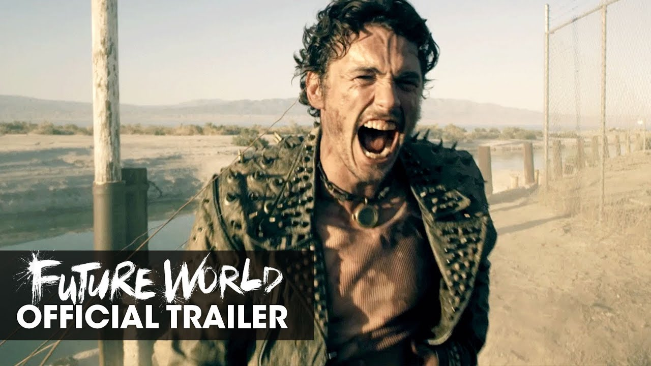 Some are born to Kill. Watch James Franco, Milla Jovovich & Lucy Liu in Sci-Fi Post-Apocalyptic Thriller 'Future World' (Trailer) with Snoop Dogg