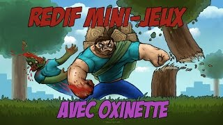 Video [Redif] Live Mini-jeux avec Oxinette- Totalement fou !! MP3, 3GP, MP4, WEBM, AVI, FLV Agustus 2017