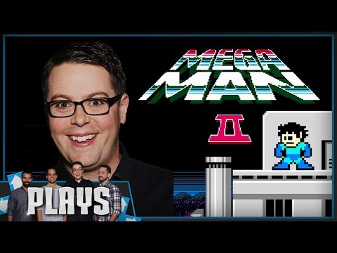 mega - Colin Moriarty continues to try to teach Greg Miller how to play Mega Man 2. We quit our jobs, please support us here: http://www.patreon.com/kindafunnygames Subscribe! https://www.youtube.com/us...