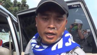 Download Video NET24 - Suporter Persija Menutup Tol Cikampek MP3 3GP MP4