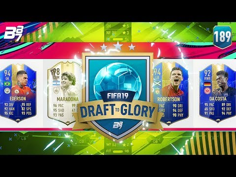 OMG WHAT AM I DOING?! | FIFA 19 DRAFT TO GLORY #189