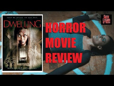 DWELLING ( 2016 Erin Marie Hogan ) Haunting Horror Movie Review